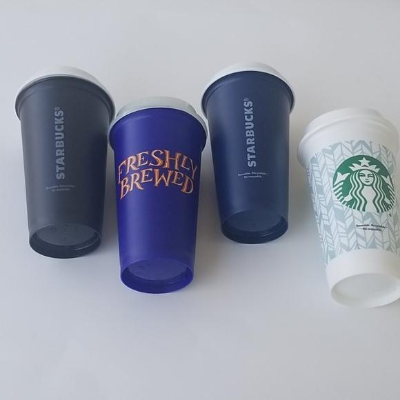 Starbucks Other - Starbucks reusable hot drink cups